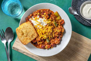 Game Day Beef Chili image