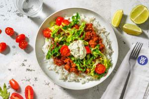 Chilli Beef Burrito Bowl image
