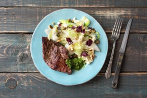 Low Carb: Chimichurri-Steak image