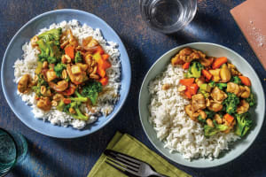 Chinese Chicken & Broccoli Stir-Fry image