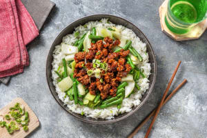 Chinese-Style Beef Bowl image