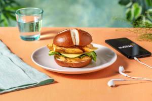 Chipotle Chicken Mayo Sandwich image