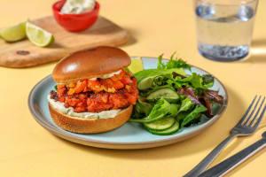 Chipotle Chorizo Burger image