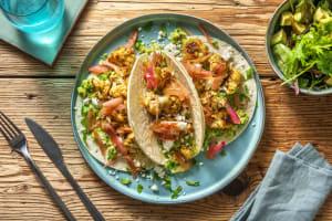 Chipotle-Roasted Cauliflower Tacos image