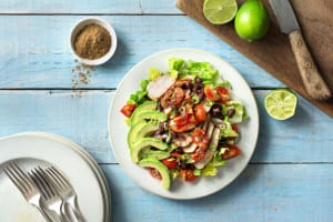 Chipotle-Rubbed Chicken Salad image
