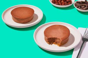Chocolate Hazelnut Cheesecake image