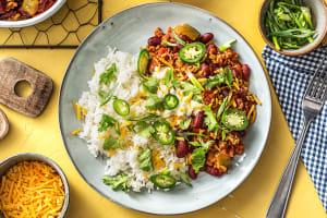 Chorizo and Beef Chili image