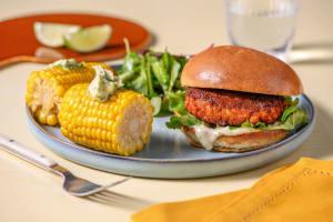 Chorizo Burger image