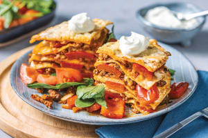 Clark's Mexican Beef Tortilla Stack image
