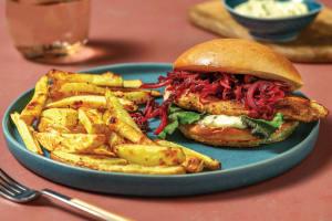 Classic Chicken Burger image
