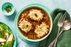 Classique French Onion Soup image