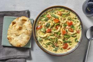 Coconut and Lentil Curry image