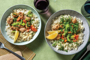 Mild Thai Coconut Chicken image