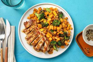 Maple-Mustard Pork Chops image