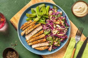 Carb Smart Seared Pork Chops image