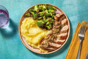 Pan-Seared Pork Chops image
