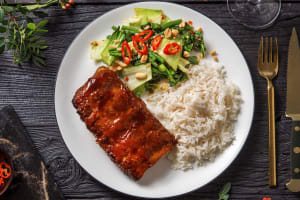 Sweet and Sour Ribs image