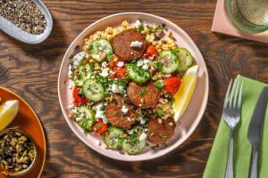 Falafel Couscous image