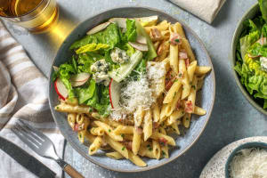 Creamy Bacon & Mustard Penne image