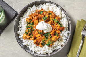Creamy Indian Chicken Curry image
