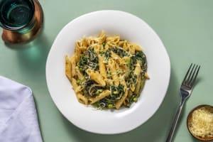 Creamy Pesto Pasta image
