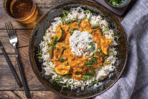 Creamy Red Lentil Curry image