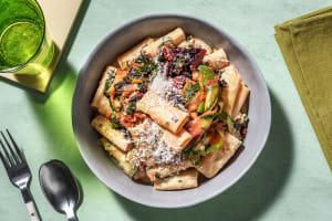 Creamy Rigatoni and Chorizo image