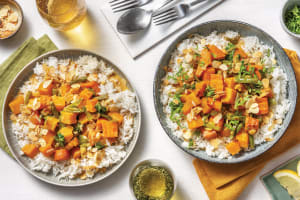 Creamy Roasted Pumpkin Curry image