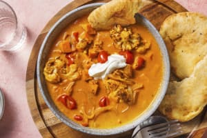 Creamy Roasted Vegetable Curry image