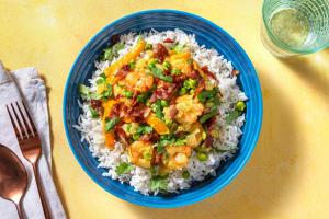 South Asian Shrimp Curry image