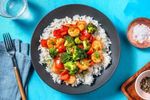Cal Smart Sesame Shrimp image