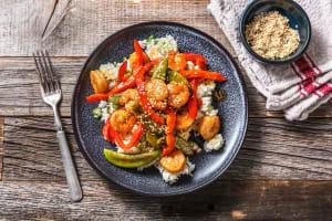 Gochujang Sugar-Glazed Shrimp image