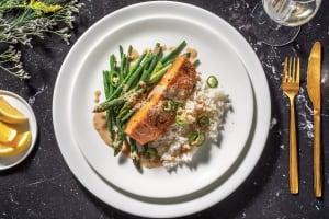Crispy-Skinned Salmon image