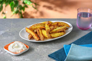 Double Cooked Rosemary Salted Chips image