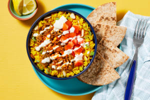 Double Sauced Turkey Street Cart Bowls image