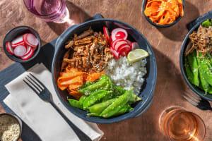 Duck Donburi Rice Bowl image