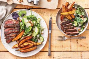 Dukkah-Crusted Steak image