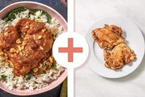 Easy Bengal Coconut Double Chicken image