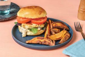 Nan's Haloumi Burger image