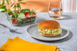 Eggcellent Egg Salad Sandwich image