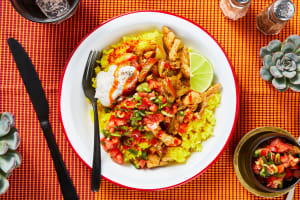 Mexican Chicken and Rice Bowl image