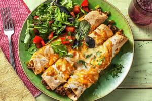 Veggie Enchiladas image