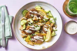 Falafel Fattoush Salad image