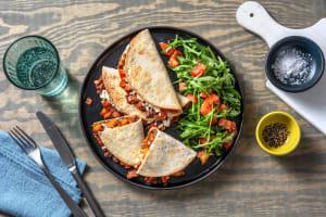Feta and Sweet Potato Quesadillas image