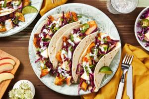 Fiesta Chicken Tacos image