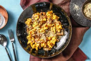 Fiorelli! Pastataschen mit Pilzfüllung image