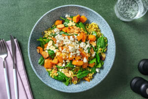 Moroccan Spiced Freekeh image