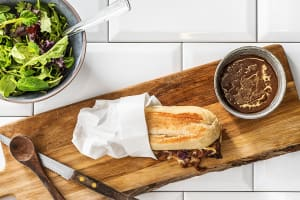 French Dip Beef Sandwiches image