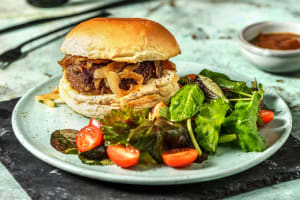 French Dip Burgers image