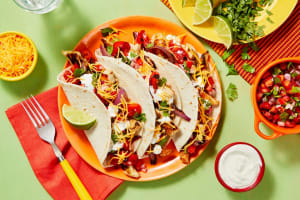 Fun-Day Fajita Bar image